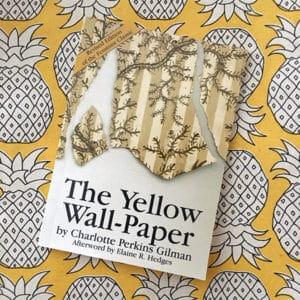 The Yellow wallpaper av Charlotte Perkins Gilman