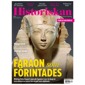 Omslag Historiskan 2/2021